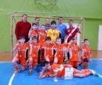 Победа челнинцев в турнире по мини-футболу
