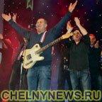 Музыкальный фистеваль имени Александра Барыкина