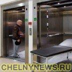 Лифт в больнице