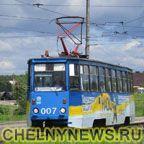 Трамвай Набережные Челны