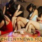 Притон с проститутками