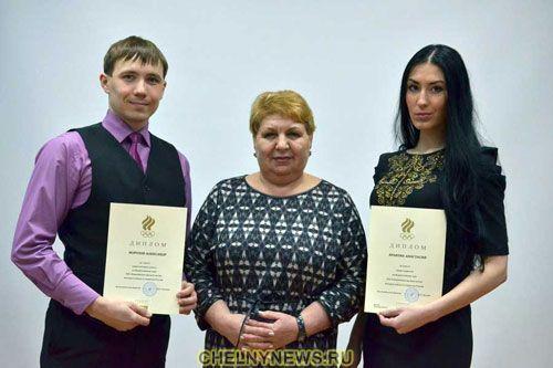 Александр Морозов и Анастасия Еракова