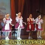 Детский народный театр «Земляничка»