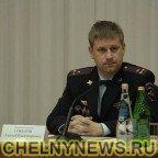 Полковник полиции Алексей Владимирович Соколов