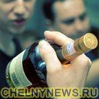 Кража виски