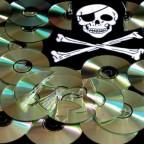 Пиратские диски