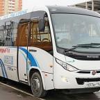 Газовый автобус Bravis