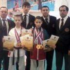 Чемпионат и Первенство России по карате
