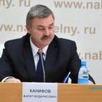 Фарит Ханифов