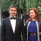 Василь Шайхразиев с супругой