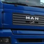 Грузовой автомобиль Man