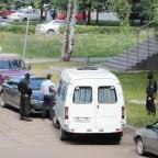 Задержание Сергея Еретнова